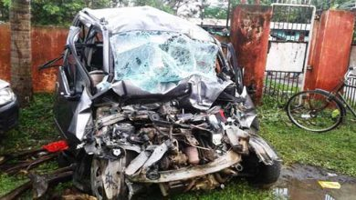Photo of Assam: 5 killed in truck-car collision in Nagaon