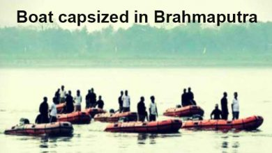 Photo of Assam: Boat capsized in Brahmaputra, 2 dies, several missing
