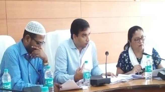 Assam: Utilise working season to complete ongoing projects-DC Hailakandi