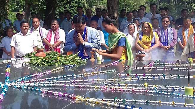 Assam: Garlabatha Basumatary remembered on 18th death anniversary
