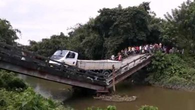 Photo of West Bengal- Another bridge collapsed in Siliguri