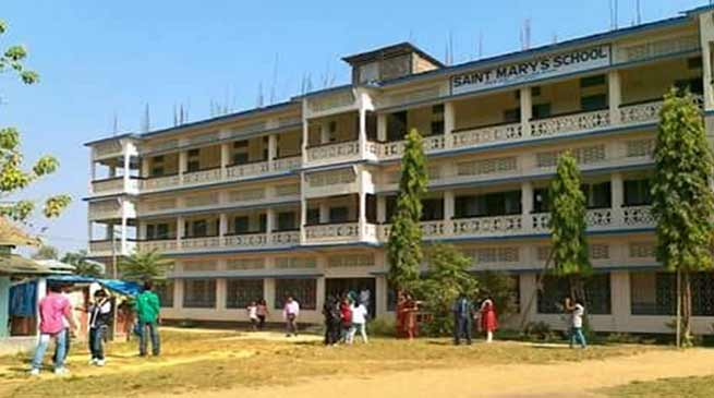 Assam: Show cause toSaint Mary's school for creating panic on MR vaccination