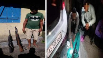 Photo of Assam: Security forces apprehended Four NDFB (S) over ground workers