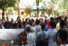 Photo of Tripura: 300 flee after clash over molestation of a tribal girl