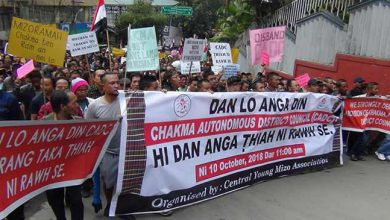 Photo of Mizoram: YMA demands scraping of CADC