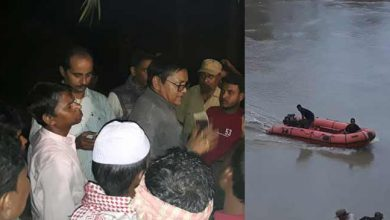Photo of Assam: Boat capsizes in Hailakandi- 3 missing