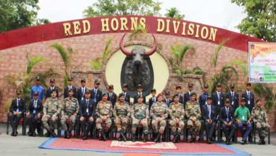 Photo of Assam:Army organises National Integration Tour for Students