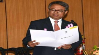 Photo of Manipur: Oinam Sunil New State Information Commissioner