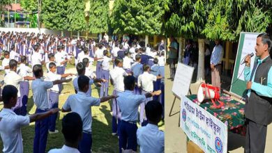 Photo of Assam:Constitution Day observed in Hailakandi
