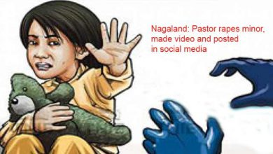 Photo of Nagaland: Pastor rapes minor, made video and posted in social media
