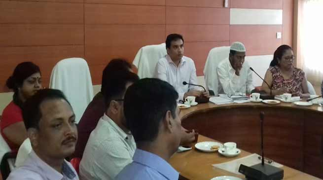 Assam: 'Follow Model Code of Conduct in letter and spirit'- DC Hailakandi