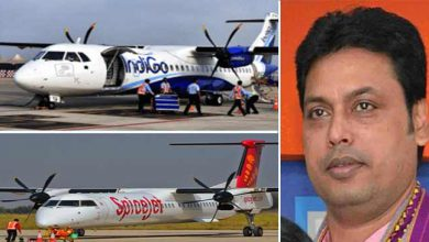 Photo of Tripura: Airlines in Tripura exploiting flyers- Biplab Deb