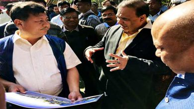Photo of Assam: Himanta inspects site for Kokrajhar Medical College