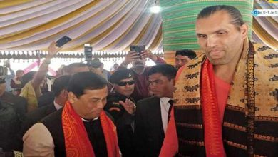 Photo of Assam CM Sarbananda Sonowal attends Dwijing Festival