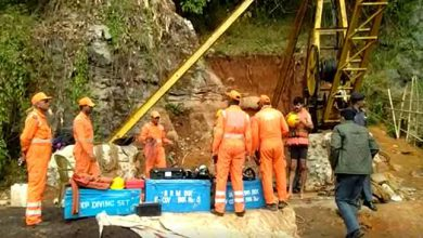 Photo of Meghalaya coal mine mishap- Rescue operation continue on 17th day