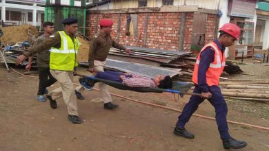 Photo of Assam: Mock drill on earthquake conducted in Hailakandi