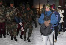 Photo of Sikkim: Indian Army rescues 2,500 tourist stuck due to heavy snowfall near Nathula