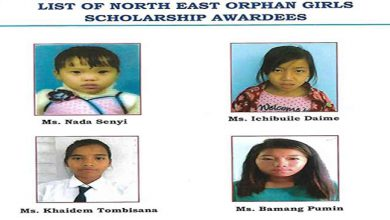Photo of Helping Hands NGO has adopted four north east  orphans girls