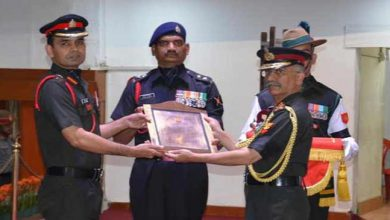 Photo of Kolkata: Eastern Command Defence Investiture Ceremony held