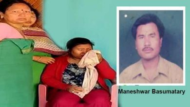 Photo of Assam: Sonowal announces Rs 20 lakh for martyr Maneswar Basumatary