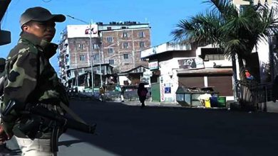 Photo of Manipur: 24 hrs Bandh against CAB affects normal life