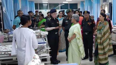 "Photo of Indian Army dedicates Palliative Care Centre ""SPARSH"" to Armed Forces Personnel"