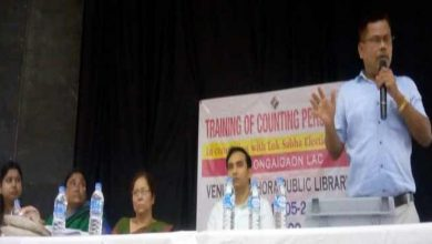 Photo of Assam:  Dist Admin organised training on EVM/VVPAT counting process