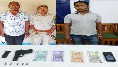 Photo of Assam: DNLA cadres apprehended by Indian Army