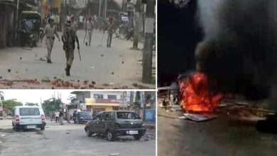 Photo of Assam: Curfew imposed after Communal Clashes Erupt in Hailakandi district