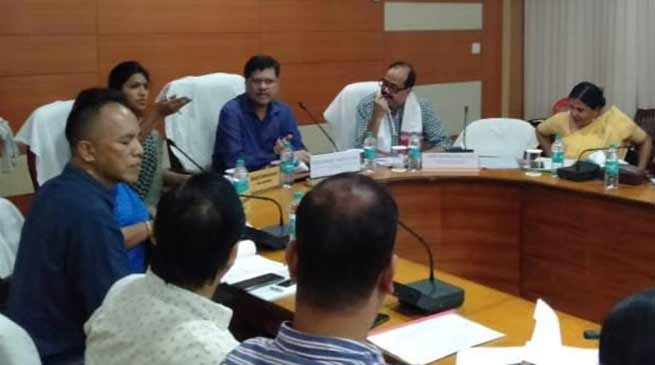 Assam:Additional CS pitches for timely implementation of welfare schemes