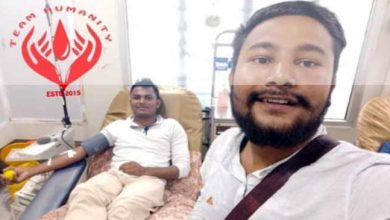 Photo of Assam: Muslim youth broke ROZA to donate blood for a Hindu patient