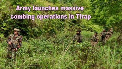 Photo of Army launches massive combing operations in Arunachal Pradesh