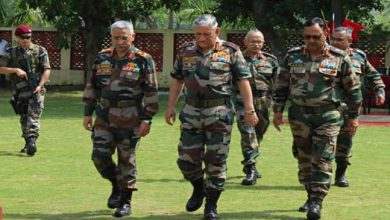 Photo of Army Chief Bipin Rawat visits Brahmastra Corps at Panagarh