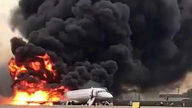 Photo of Moscow: 41 killed in Russian plane fire