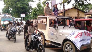 Photo of Assam: Rally for peace, communal harmony brought out in Hailakandi