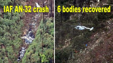 Photo of IAF AN-32 crash: 6 bodies recovered from site in Arunachal Pradesh