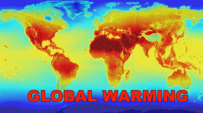 Mizoram Government Launches Campaign Against 'Global Warming'
