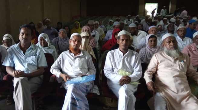 Assam: Haj orientation training programme gets under way in Hailakandi
