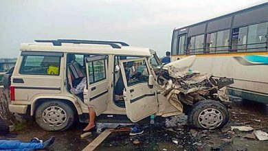 Photo of Assam: Jairampur's DFO, his wife injured in Bolero-bus collision near Silapathar