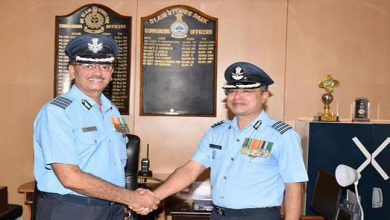Photo of Assam: Change of Command at Digaru Air Force Station