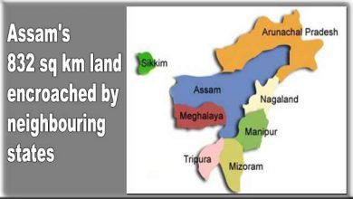 Photo of Assam's 832 sq km land encroached by neighbouring states- Chandra Mohan Patowary