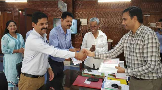 Assam: Bongaigaon Deputy Commissioner inks MoU with Indian Oil Corporation (IOC)