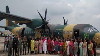 Photo of Assam: 15 Middle level officers of Indian Army visited Bangladesh
