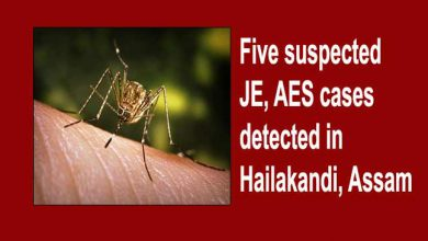 Photo of Assam: Five suspected JE, AES cases detected in Hailakandi