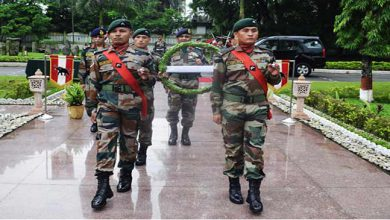 Photo of Assam: Gajraj Corps Celebrates Kargil Vijay Diwas at Tezpur
