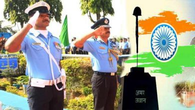 Photo of Kargil Vijay Diwas Celebrated at Air Force Station Guwahati and Silchar