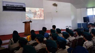 Photo of Manipur: Assam Rifle Organised Motivational Lectures and Movie Screening