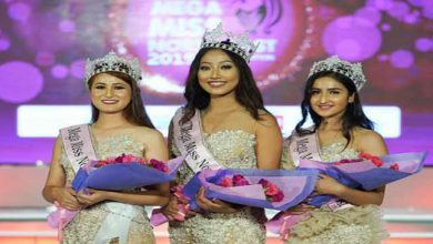 Photo of Langpoklakpam Melody, Tanvi Raksam Marak and Rajeswari Chakraborty crowned 17th Sunsilk Mega Miss North East 2019