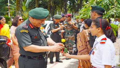 Photo of Army Chief Gen Bipin Rawat Visits Eastern Command HQ