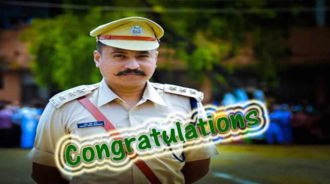 Assam: Dy SP Nayan Moni Barman awarded by MHA for excellence in investigation